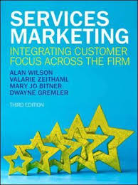Services Marketing Services Marketing Integrating Customer Focus Across The Firm By