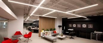 linear suspended lighting. Centerlight\u0027s Suspended Custom Made LED Linear Lights For Inscape Lighting