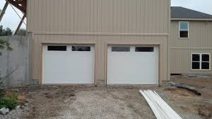 garage door installerClopay Premium Series Classic Collection Flush Style Long Panel