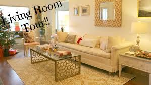 New Living Room My New Living Room Tour Youtube
