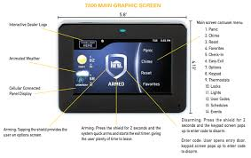 digital monitoring products 7800 graphic touchscreen keypad dmp xr500 default code at Dmp Fire Alarm Wiring Diagrams