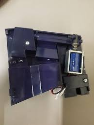 Genesis Go 127 137 Combo Vending Machine Best BRAND NEW GO 48 48 GENESIS COMBO VENDING MACHINE BLUE COIN MECH