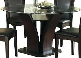 54 in round dining table daisy brown round dining table 54 inch glass dining table 54 round dining table black