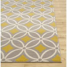 Floor World Rug Gallery Newport Yellow Area Rug Yellow Area Rug  Roselawnluran in Yellow Area Rug