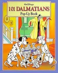 walt disney s 101 dalmatians pop up book