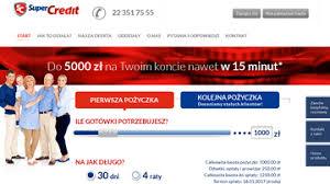 Supercredit.pl podobne pożyczki, opinie o supercredit (lista 51 ...