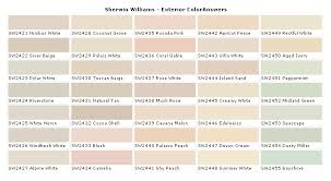 Sherwin Williams Color Chart Sherwin Williams Paints Sherwin Williams Colors Sherwin