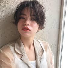 Un Ami 表参道 増永剛大 大人カジュアルすっきりショート Un Ami
