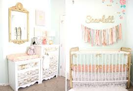 c and mint crib bedding c mint and gold vintage nursery changing station and crib view c and mint crib bedding