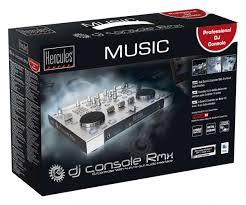 Сам себе диджей. Обзор <b>контроллера Hercules DJ</b> Console RMX ...