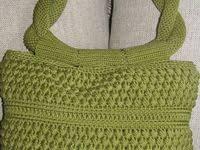 Лучших изображений доски «сумки»: 51 | Crochet bags, Crochet ...