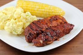 Easiest Tastiest Barbecue Country Style Ribs Slow Cooker Recipe Simple Country Style Ribs Recipe