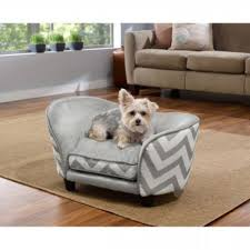 small dog furniture. Small Dog Bed Luxury Sofa Plush Puppy Furniture Chaise Lounge Pet