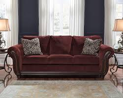Burgundy Accent Chair Revolution Burgundy Reclining Sectional Living Room Set Burgundy