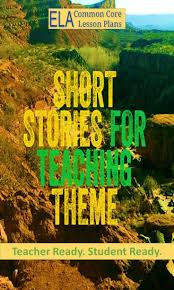 best teaching themes ideas film video movie lots of short stories and a graphic organizer for students to explore theme by looking at