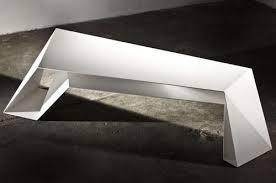 furniture futuristic. Futuristic Faceted Furniture