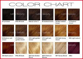 14 Hortaleza Hair Color Chart Hortaleza Professional Hair