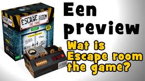 room room game. Escape Room The Game - Wat Is Het Nou? Geen Spoilers! L