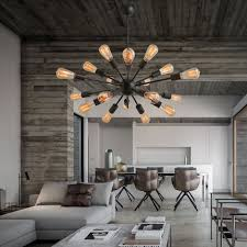 cafe lighting and living. aliexpresscom buy free sipping luminaria led restaurant lights living room bar cafe retro satellite lamp chandelier bedroom e2718 from lighting and c
