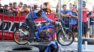 indonesian drag bike caruban 2015 full race youtube