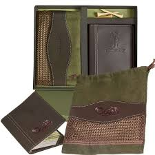 custom leeman woodbury golf scorecard holder and valuables pouch set deluxe com