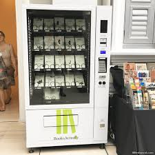 Book Vending Machine Stunning Vending Machines In Singapore 48 Unusual Items You Can Buy