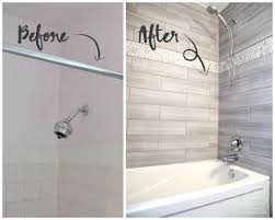 breathtaking bathtub wall tile bathroom remodel on a budget and thoughts on renovating in phases bathtub breathtaking bathtub wall