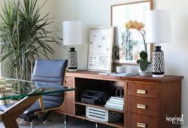 decorating home office. Tips And Ideas For Decorating A Home Office   Inspired By Charm U