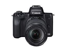 Canon EOS M50 - Handliche 4k Kamera für YouTube