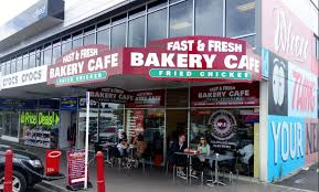Fast And Fresh Bakery Cafe Love Taupō