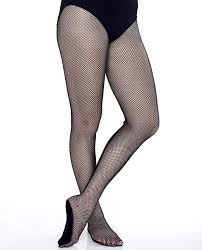 Danskin Tights Plus Size Chart Danskin Womens Professional Fishnet Backseam Tight At