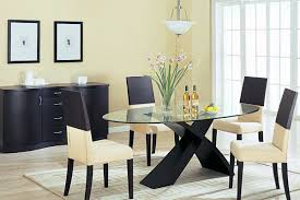 glass top dining table in lagos nigeria