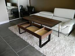 Coffee Table Turns Into Dining Table Coffee Table Interesting Convertible Coffee Dining Table Design