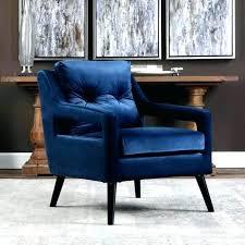 blue velvet accent chair. Navy Blue Velvet Chair Dining Chairs Smart Arm Ideas Accent