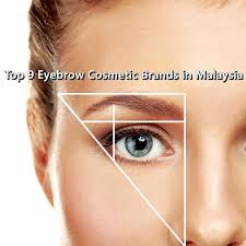top 9 eyebrow cosmetic brands