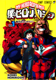 <b>My Hero Academia</b> - Wikipedia