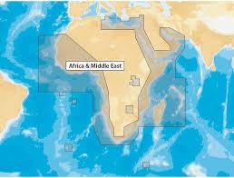 Navionics Msd Nav 30xg Row Africa Middle East Microsd