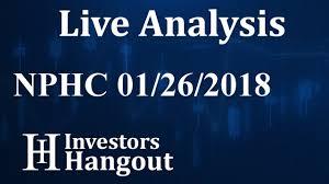 Nphc Stock Chart Nphc Stock Live Analysis 01 26 2018