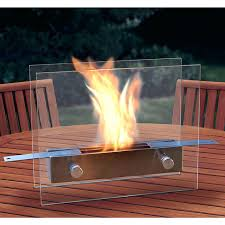 gas fireplace fumes the tabletop fireplace this is the liquid fuel fireplace that rests on any