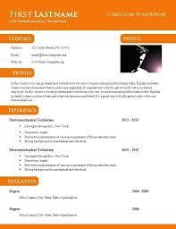 Resume Biodata Sample Resume Doc Template Resume Doc Format Sample