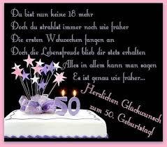 Spruch Zum 50 Geburtstag Freundin Webwinkelvanmeurs