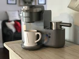 24 pods free¹ excludes keurig® starter kit. Keurig K Cafe Coffee Latte Cappuccino Maker As Low As 119 99 Shipped Earn 20 Kohl S Cash Hip2save