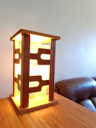 incredible ideas shoji table lamp lamp handmade shoji lantern by lasoasis limited custommade shoji