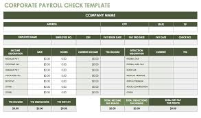 excel payroll template 15 free payroll templates smartsheet