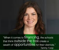 Alternative Financing for Efficient School Districts