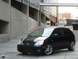 2002 Honda Civic Si Coupe Hatchback id 1407
