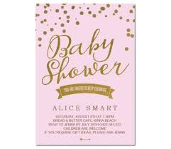 Baby Shower Pics For Invitation Ba Shower Invitations Ba Shower