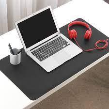 Boona Ofis Bilgisayar Sümen 80*40/60*30 Cm Modern Masa Klavye Mouse Pad