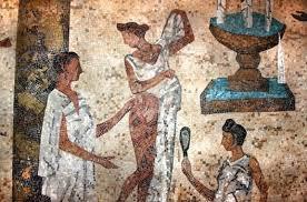 Twelve Caesars The Forum Of The Twelve Caesars On Mad Men The Oysters Of Hercules