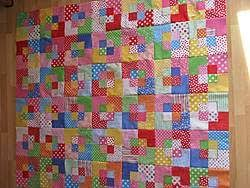 16 best Quilts Five & Dimes images on Pinterest | Beautiful ... & Fun with Basic Brights and Five & Dime Adamdwight.com